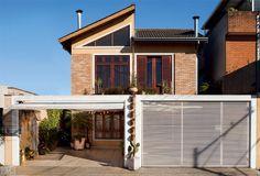 Fachadas: 9 casas para se inspirar - Casa