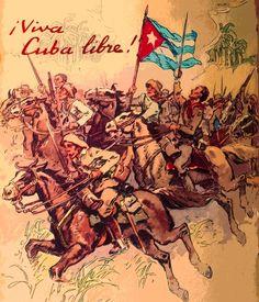 """Le """"Cuba libre"""", l'un des cocktails les plus simples (du rhum + du Coca) mais bourré d'histoire..."""
