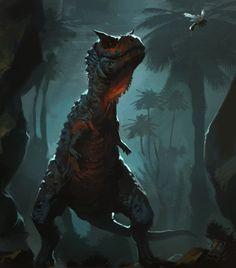 Bug Catcher by Raph04art —x— More:  Dinosaurs Random CfD Amazon.com Store 