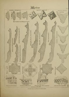 An analysis of Gothic architecture. Illustrated...