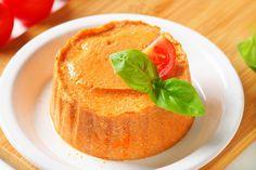 receita de pate de cenoura temperado