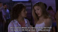 Clueless was full of these great lines