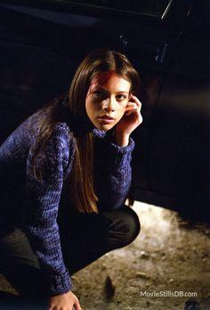 Buffy the Vampire Slayer - Publicity still of Michelle Trachtenberg