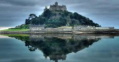 St Michaels Mount, Cornwall - 'Share' its an epic photo!!