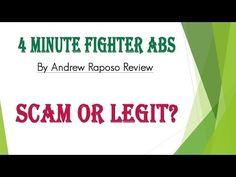 New 4 minute Fighter Abs - New 4 minute Fighter Abs review