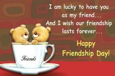 Happy Friendship Day Quotes _ Friendship Day Wishes, Messages - My Wishes Club When Is Friendship Day, Happy Friendship Day Picture, Happy Friendship Day Messages, Friendship Day Cards, Friendship Day Wallpaper, Happy Friendship Day Images, Friendship Day Greetings, Friendship Poems, Best Friendship