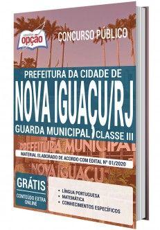 Apostila Preparatoria Concurso Prefeitura Municipal De Nova Iguacu