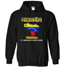 Maracaibo, Venezuela T Shirts, Hoodies, Sweatshirts - #style #business shirts. MORE INFO => https://www.sunfrog.com/LifeStyle/Maracaibo-Venezuela-tgdhj-Black-5627540-Hoodie.html?60505
