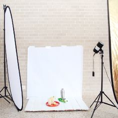 Get tips on using artificial and natural lighting for your product and blog photos.