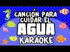 Canción para cuidar el agua   Canciones infantiles   spanish kids songs - YouTube Karaoke, Musicals, Science, Gabi, Youtube, Virtual Class, Preschool Science, Preschool Writing, Preschool Songs