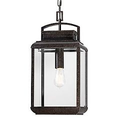 Byron Outdoor Pendant by Quoizel