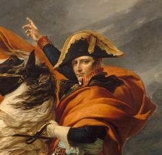 Napoleon Crossing the Alps on May 1803 (oil on canvas) by David, Jacques Louis Canvas Art, Canvas Prints, Art Prints, Melbourne Winter, Australian Art, Art Store, Portrait Art, Alps, Art Gallery