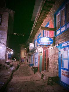 Khumbu Lodge - Namche Bazaar, Nepal