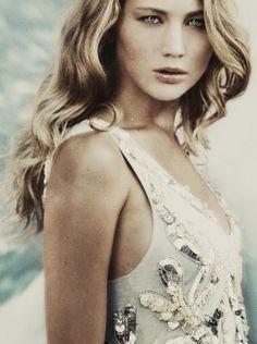 Oh Jennifer Lawrence... #fierce