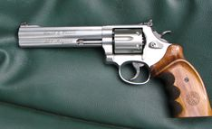 This 357 Magnum is my all time favorite! Smith And Wesson Revolvers, Smith N Wesson, 357 Magnum, Weapons Guns, Guns And Ammo, Revolver Pistol, Lever Action, Home Defense, Military Guns