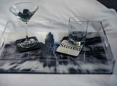 Keep it classy with personalized coasters for dinner parties or romantic nights in Custom Photo Mugs, Custom Mugs, Spoiled Kids, Personalized Coasters, Romantic Night, White Home Decor, Dinner Parties, Shutterfly, Mug Designs