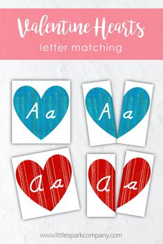 This set of alphabet cards has been created to assist your little spark as they develop their letter recognition skills while matching uppercase and lowercase pairs. This set features the artwork of Japanese artist Furuya Korin. Letter Matching, Matching Cards, Alphabet Cards, Uppercase And Lowercase, Letter Recognition, Language Activities, Early Education, Japanese Artists, Valentine Heart