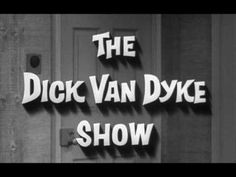 Oh, Rob! is one of the most repeated lines from the Dick Van Dyke Show. Looking at The Dick Van Dyke Show house, cuz you know that's what I want to talk . 1960s Tv Shows, Tv Theme Songs, Tv Themes, Mary Tyler Moore, Old Shows, Great Tv Shows, Old Tv, Classic Tv, Classic Movies