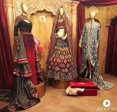 Beaufiful Designers Bridal Wear Dresses 2016 | Stylo Planet
