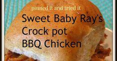 Crockpot Chicken And Noodles, Bbq Chicken, Slow Cooker Chicken, Pulled Chicken, Slow Cooker Recipes, Crockpot Recipes, Cooking Recipes, Copycat Recipes, Chicken Recipes