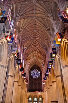 Washington National Cathedral, Washington, D.C. Been here but would love to take Edghar!