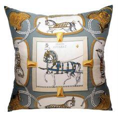 Hermes Grand Apparat Pillow