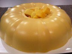 Gelatina de Mango | Receta de Dore Ferriz en AguayAjo.com