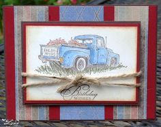 Stampin' Up - Countryside: