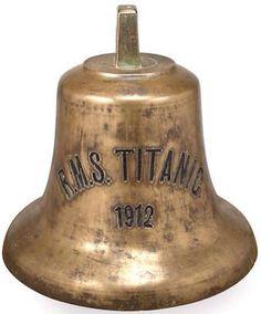 Titanic Ship Bell (movie prop)