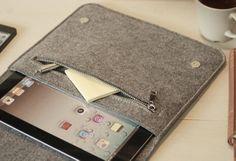 iPad Air Sleeve / iPad Air Case / iPad Air Cover / iPad by feltk, $21.00