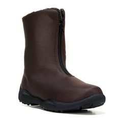 Propet Women's Madison Mid Zip Narrow/Medium/Wide Winter Boots (Espresso) - 11.0 2A