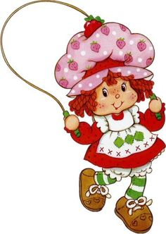 Strawberry Shortcake Old Style Baby Images - Strawberry Shortcake Characters Strawberry Shortcake Cartoon, Cake Pops, Rainbow Brite, Holly Hobbie, Old Cartoons, Cute Illustration, Love Is Sweet, Sarah Kay, Clipart