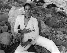 #Beverly Johnson #vintage