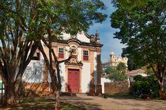Tiradentes, Minas Gerais - (by Gabriel Sperandio)