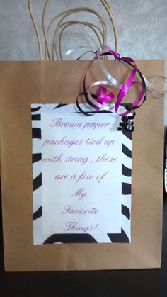 """Photo 1 of 10: zebra print / My Favorite Thing Party """"My Favorite Thing"""" 