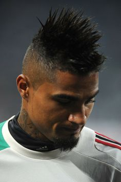 Kevin-Prince Boateng Photos - AC Milan v FC Internazionale Milano - Serie A - Zimbio