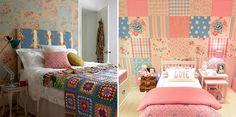 Como usar patchwork na decoração - Casinha Arrumada
