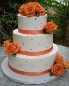 Simple Wedding Cakes | Very simple wedding cakes pictures 3