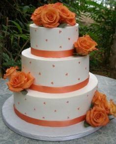 Simple Wedding Cakes | Very simple wedding cakes pictures 3