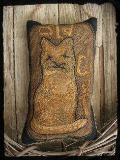 "primitivebettys ""Old Cat"""