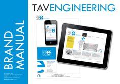TAV Engineering #GraphicDesign #CorporateIdentity #Branding