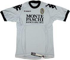 AC Siena (Italy) - 2011/2012 Kappa Third Shirt