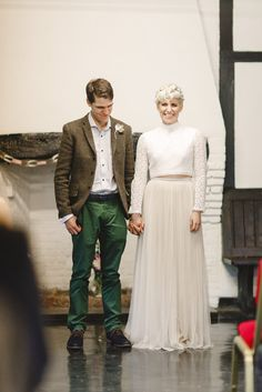 Super Budget yet Super Cool Village Hall Wedding