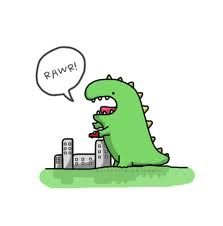 cute dinosaur - Buscar con Google