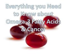 Are you curious about the ways that omega 3 can help someone diagnosed with cancer? Omega 3 has been shown to help cancer patients maintain and in some cases gain muscle. Read more... www.healthfaithstrength.com