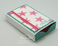 Stampin' Up! Stamping T! - EPB Matchbox side