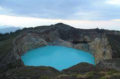 Kelimutu, one of the best natural wonders in Southeast Asia