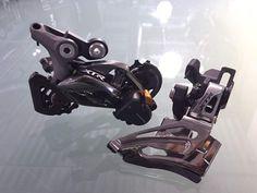 Shimano XTR M9000 mechanical mountain bike