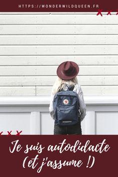 Je suis autodidacte, et même si j'ai mis du temps à l'accepter, j'en suis fière ! Viens lire mon article sur https://wonderwildqueen.fr/je-suis-autodidacte #autodidacte #apprendre #france #blog #blogueuse #queen #confiance #courage #croireensoi #informatique #experience #partage #tendance #inspiration #girlboss #esprit #smart #intelligence