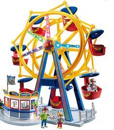 "Playmobil Ferris Wheel with Lights - Playmobil - Toys ""R"" Us"